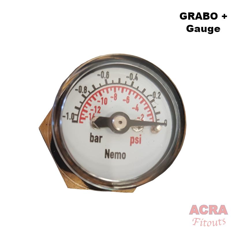 GRABO + -2