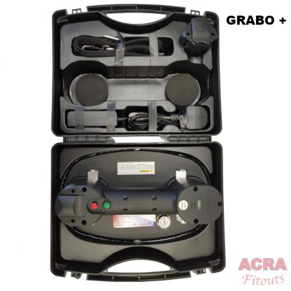 GRABO + ACRA Fitouts