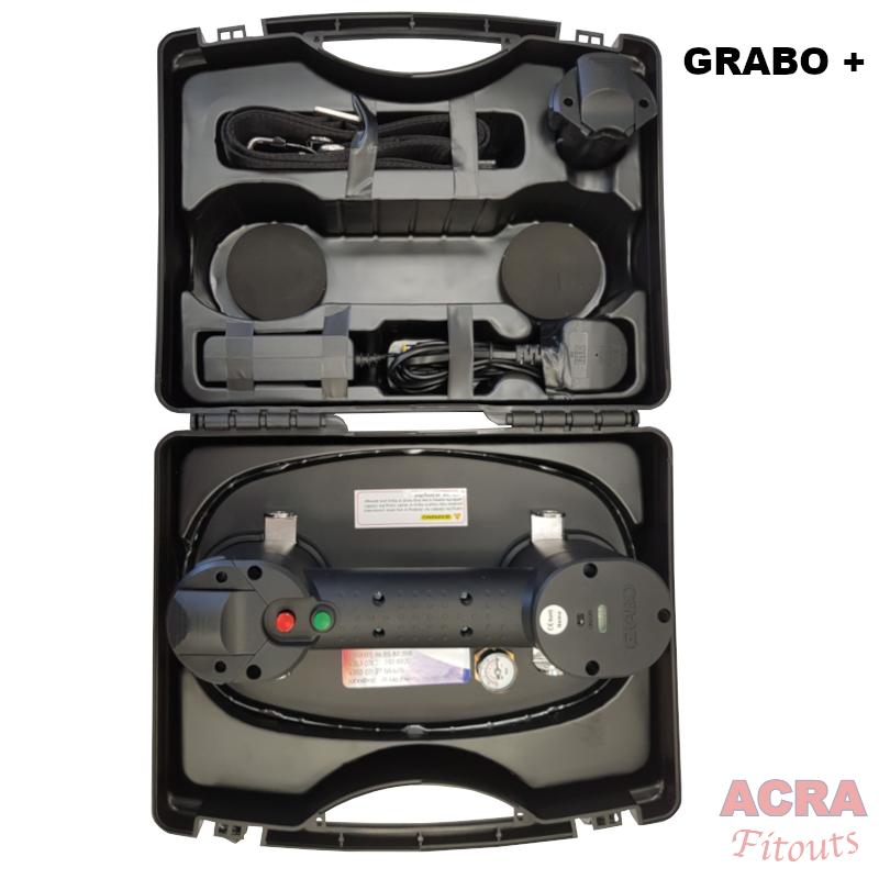 GRABO + -4