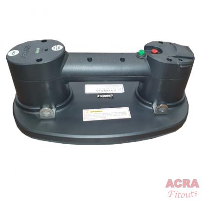 Grabo Worlds smallest portable vacuum lifter controls