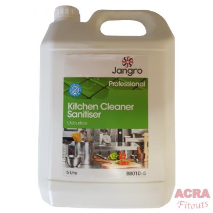 Jangro Professional Kitchen Cleaner Sanitiser - ACRA