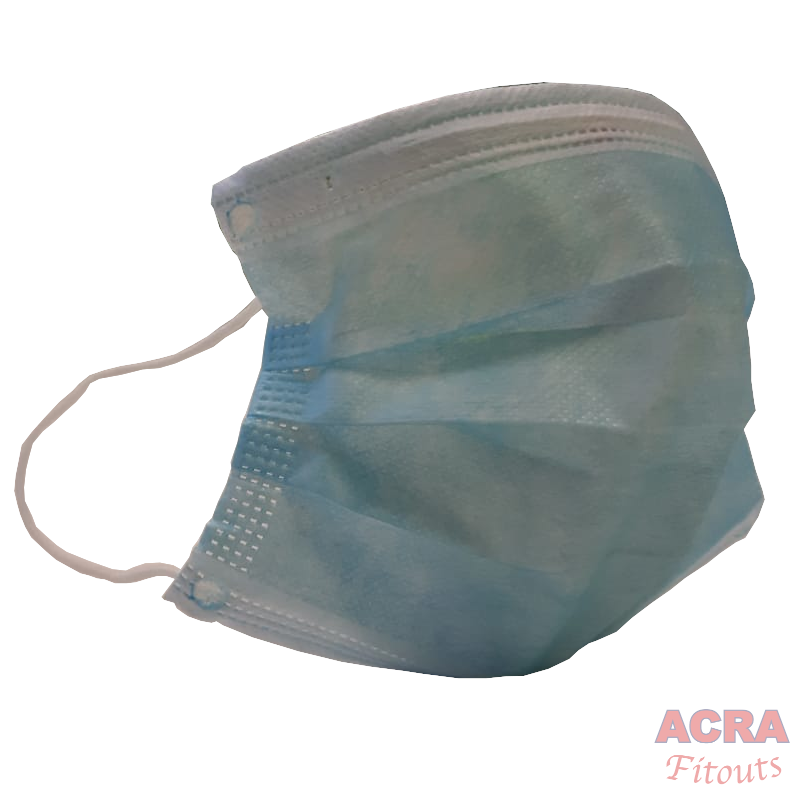 Surgical facemask 3