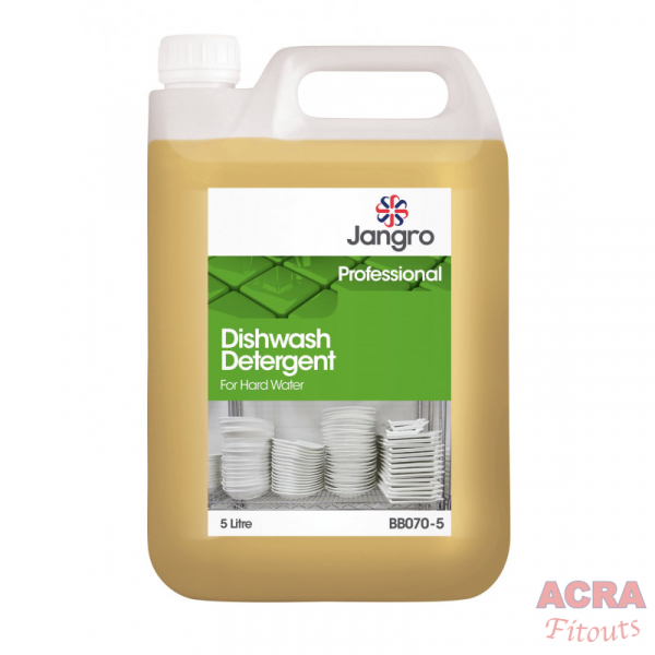 ACRA Dishwash detergent 5L for hard water