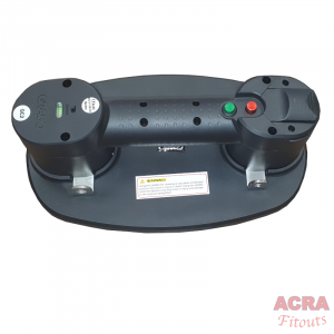 ACRA Grabo worlds smallest portable vacuum lifter