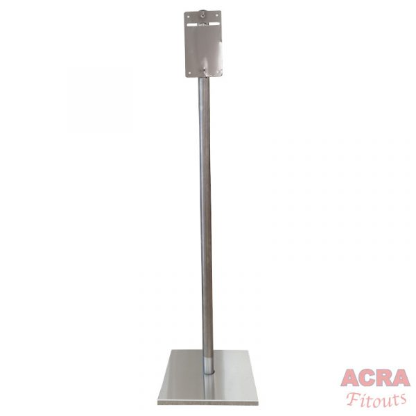 Stainless Steel Dispenser Stand ACRA