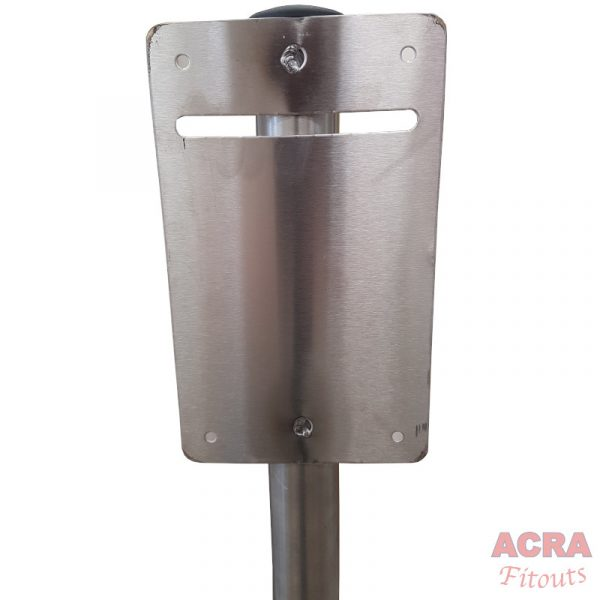 Stainless Steel Dispenser Stand