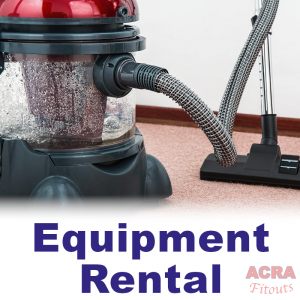 Equipment Rental