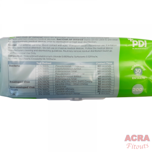 PDI Sani-Cloth AF Universal Wipes-2