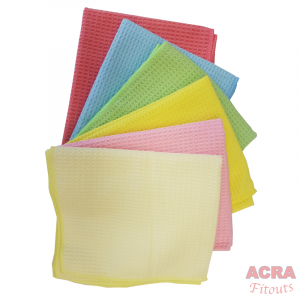 Micro Fiber Floor Cloths ACRA