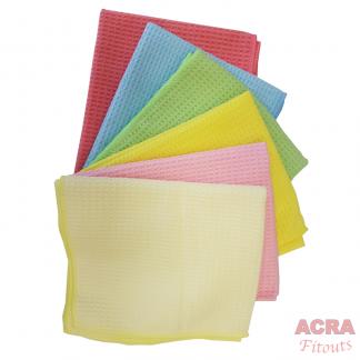 Micro Fiber Floor Cloths ACRA