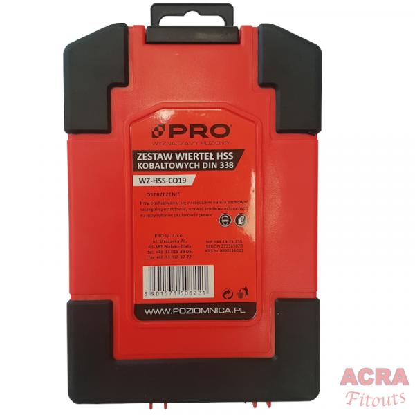 ACRA Titanium Drill Bits