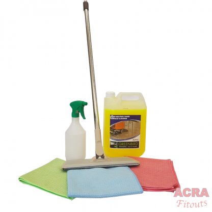 Professional Velcro Mop System OFFER ACRA
