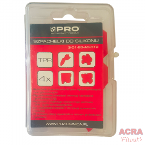 ACRA Silicone Putty Knives