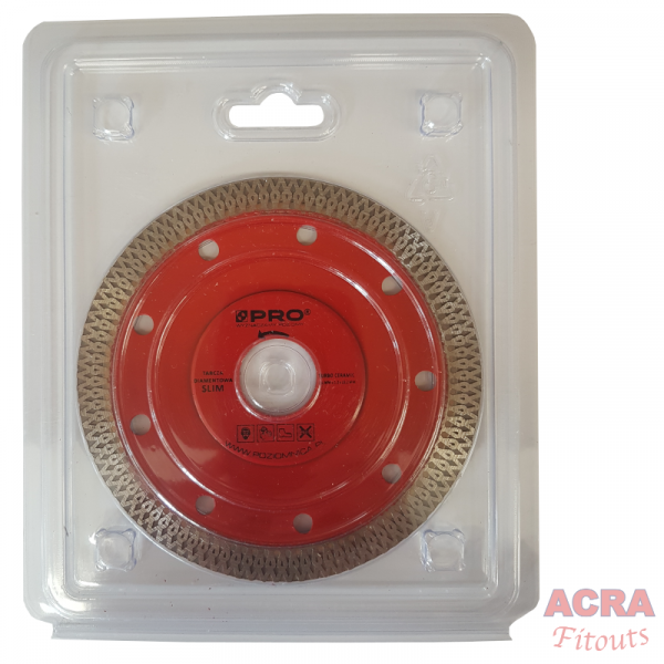 SLIM Diamond Blade ACRA