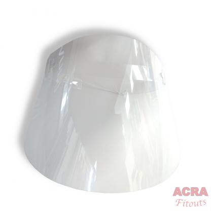 Faceshield locally made ACRA