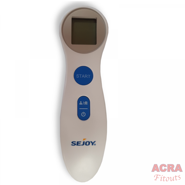 Infrared forehead thermometer Sejoy - ACRA