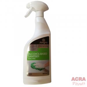 Jangro Premium alcohol based sanitiser 750mls