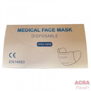 TUV Approved 3 Layer Disposable Mask-2