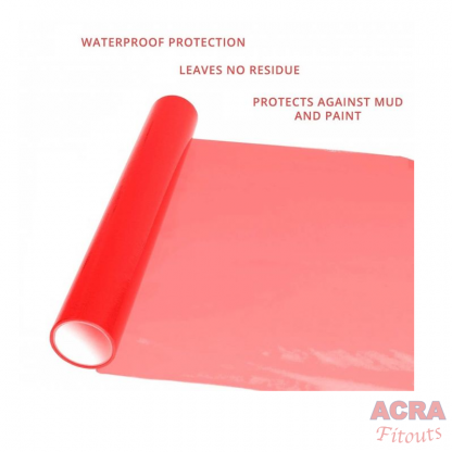 red protection flooring ACRA