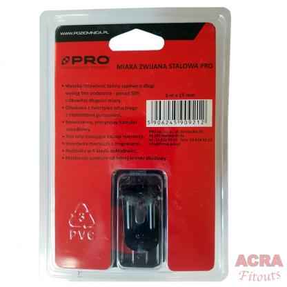 PRO 5m Measuring Tape - ACRA