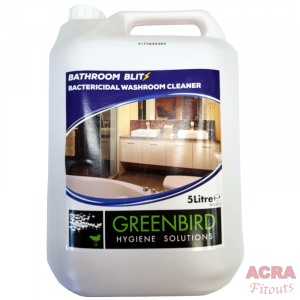 Bathroom Blitz Antibacterial 5ltr -1