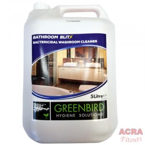 Bathroom Blitz Antibacterial 5ltr -ACRA