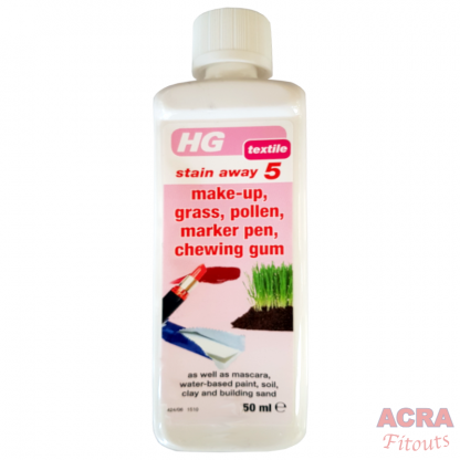 HG Textile Stain Away for make-up etc- ACRA