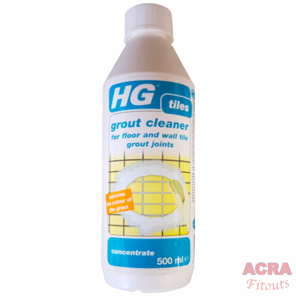 HG Tiles Grout cleaner concentrate-ACRA