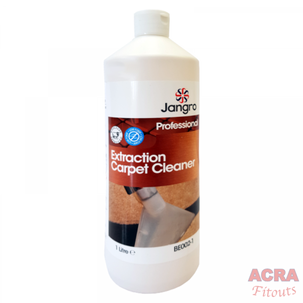 Jangro Professional Extraction Carpet Cleaner-ACRA