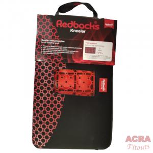 Redbacks Kneeler Cover Block Pad -1