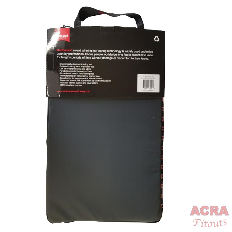 Redbacks Kneeler Cover Block Pad -2