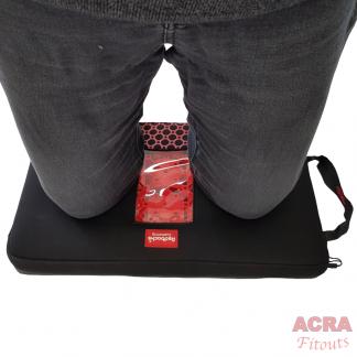 Redbacks Kneeler Cover Block Pad - ACRA