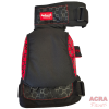 Redbacks Strapped Knee Pads - ACRA