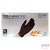 Black Disposable Gloves - ACRA