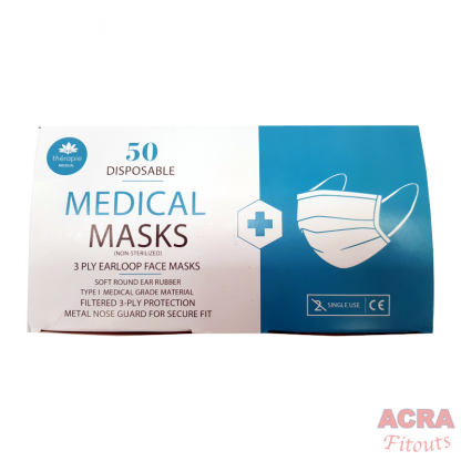 Disposable Mask - ACRA