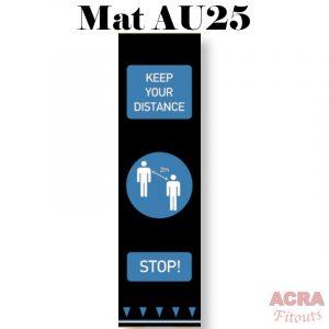 Social Distance Mat – AU25