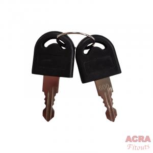 Auto Hand Sanitiser Dispenser 1.1L - Keys -ACRA