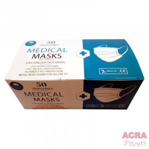 Disposable Mask - ACRA
