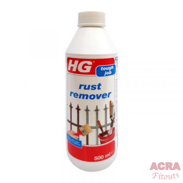 HG tough job rust remover-ACRA