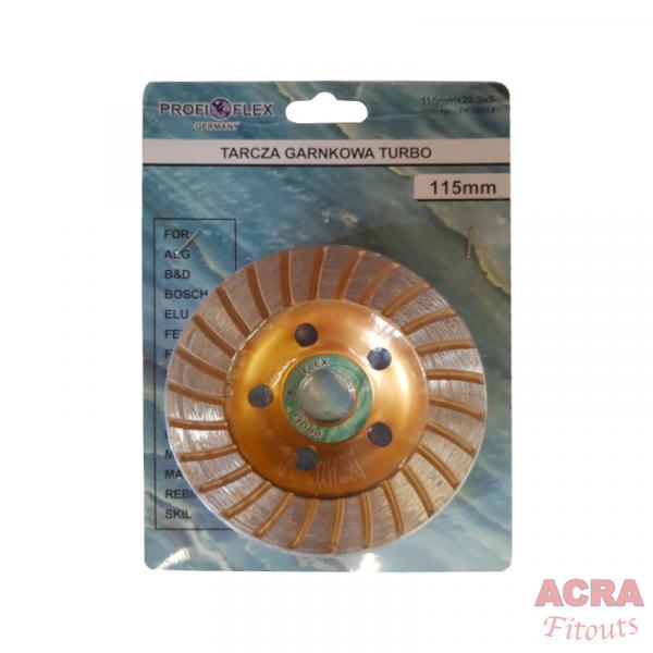 Profi Flex 115mm Disk - ACRA
