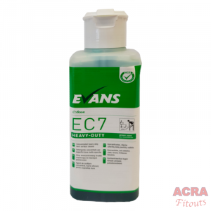 Evans EC7 Heavy Duty Hard Surface cleaner-ACRA