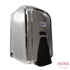 Palex Liquid Soap Dispenser 600cc - Chrome-Side-ACRA