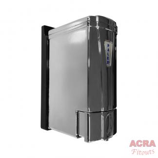 Palex Mini Soap Dispenser 250cc - Chrome-ACRA