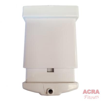 Palex Mini Soap Dispenser 250cc - White - ACRA