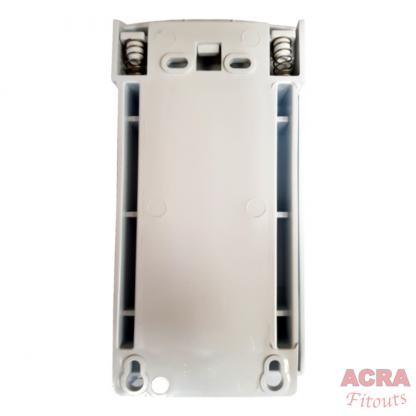 Palex Prestige Liquid Soap Dispenser 500cc - White-back - ACRA