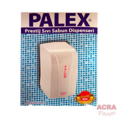 Palex Prestige Liquid Soap Dispenser 500cc - White-box-ACRA