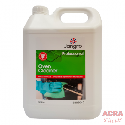 Jangro Professional Oven Cleaner-5Ltr-ACRA