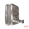 Palex Chrome Liquid Soap Dispenser 500cc-Side-ACRA