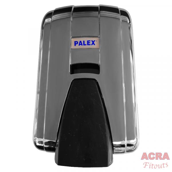 Palex Liquid Soap Dispenser 600cc - Chrome-Front -ACRA