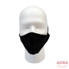 ACRA Fitouts Black Masks
